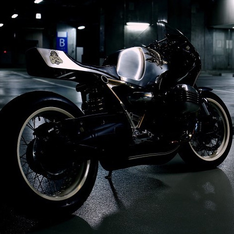 R nineT series instagram